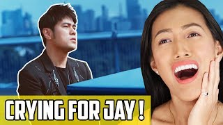 Jay Chou (周杰伦) - Won't Cry Reaction | ABC First Time Reacting To Jay! 说好不哭 MV Number 1 On YouTube!