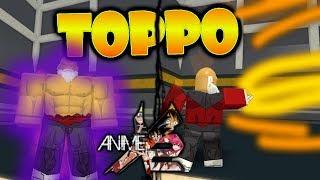 GOD OF DESTRUCTION TOPPO!!   Roblox: Anime Cross 2