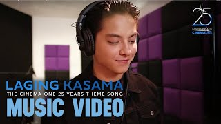 Daniel Padilla - Laging Kasama | Music Video | Cinema One 25 Years