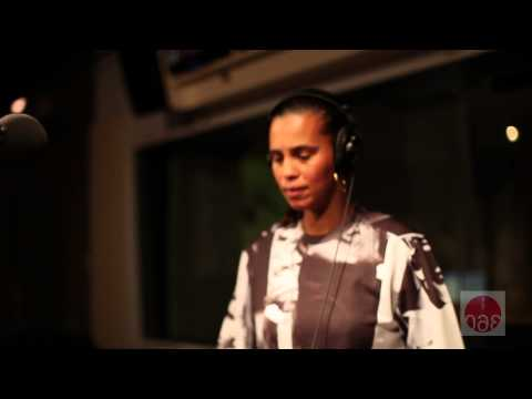 "Neneh Cherry, ""Weightless"" Neneh Cherry, vocals Alexis Georgopoulos, bass TJ Maiani, drums Music recorded & mixed by John DeLore video by Amy Pearl www.studi..."