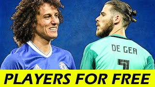 10 Football Players to Be Signed as Free Agents (2019 No Fee Summer Transfers)