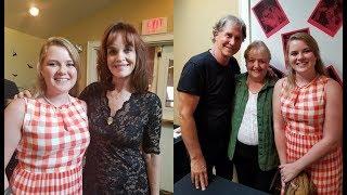Nancy Drew Haunted Maine Convention Part Ii Meeting Pamela Sue Martin And Parker Stevenson