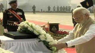 Police Commemoration Day | పోలీస్ అమరవీరులకు మోదీ నివాళి