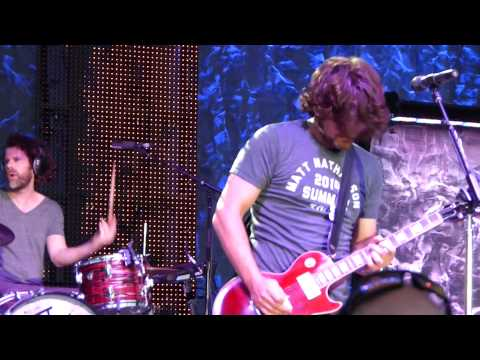 Car Crash - Matt Nathanson in Council Bluffs on July 5th 2014...