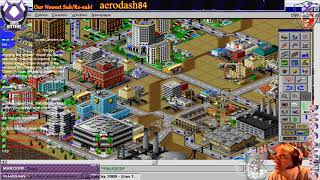 SimCity 2000 #6 - The Trains Arrive