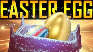 Destiny - SECRET CODE UPDATE! EASTER EGG!