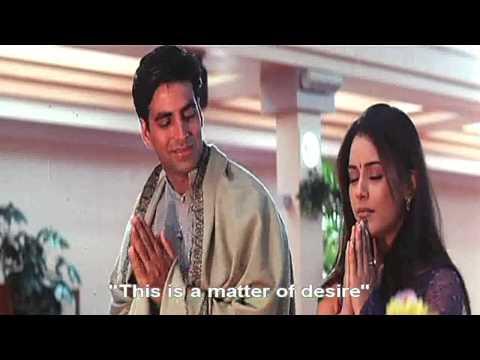 Batiya Bujha Do (eng Sub) [full Video Song] (hd) With Lyrics - Khiladi 420 video