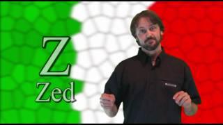 Italian Lessons: 26  The Alphabet - L