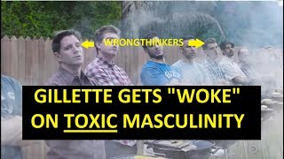 Re: We Believe: The Best Men Can Be  | Gillette