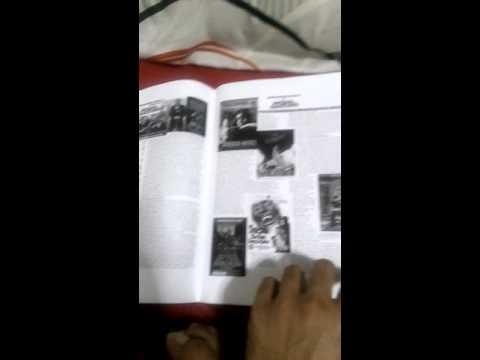 Abysmal sculptures zine issue 11 (flip through)