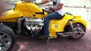 [Video] Boss Hoss Trike V8 8228cc độc nhất Việt Nam