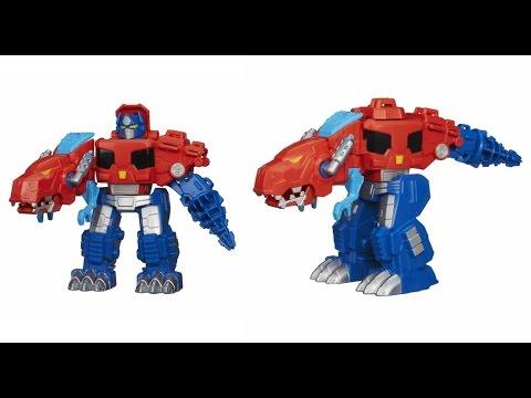 Rescue Bots Optimus Prime Toy Bots Optimus Prime Dinobot