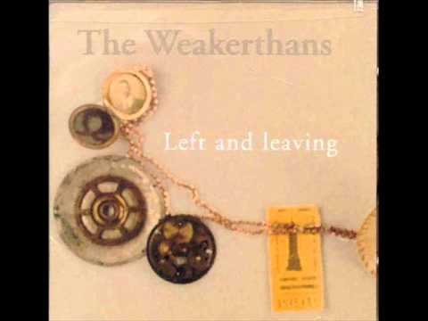 Weakerthans - This Is A Fire Door Never Leave Open