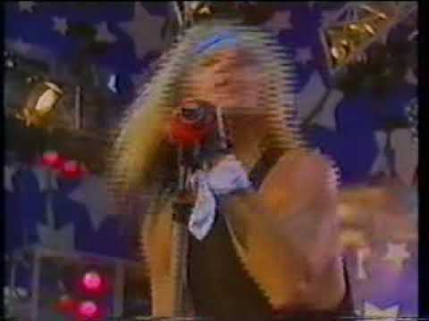 Smokin' In The Boys Room (live 1989) Moscow