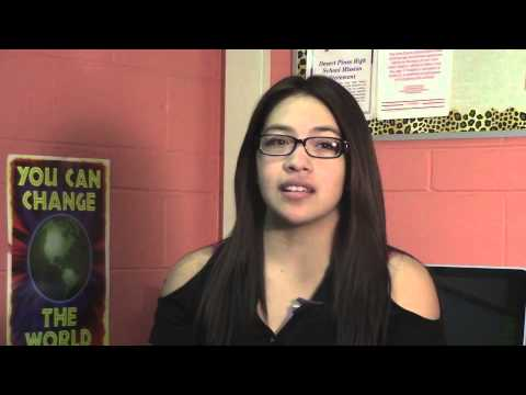 Yuridia Galvan, Desert Pines High School Las Vegas