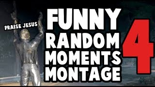 Friday the 13th funny random moments montage 4