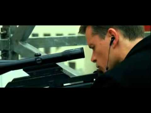 The Bourne Supremacy - Bourne Calls Pam
