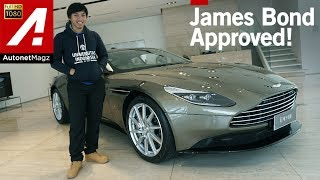Aston Martin DB11 Indonesia First Impression Review