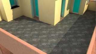 Impermeabilizzazione terrazze e balconi senza demolire le piastrelle - Aquascud Solution