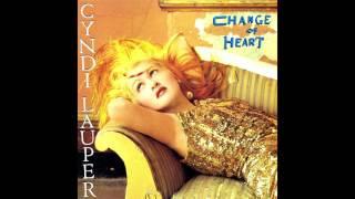 Watch Cyndi Lauper Change Of Heart video