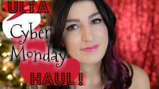 CYBER MONDAY : Ulta Haul !