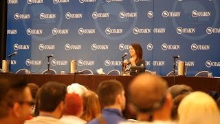 Otakon 2015 - Laura Bailey Q&A Panel (Saturday)