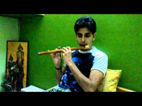 Malgudi Days Theme Flute.mp4 video
