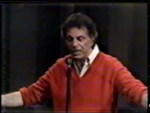 MORT SAHL DISCUSSES LENNY BRUCE