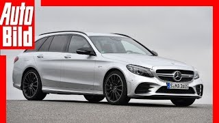 Mercedes-AMG C 43 T-Modell (2018) Fahrbericht / Review / Test