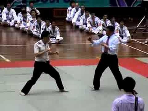 2008 World Hapkido Championship-Lee Chang Soo Image 1
