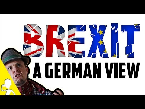 BREXIT - POLL RESULTS | A German View | Get Germanized