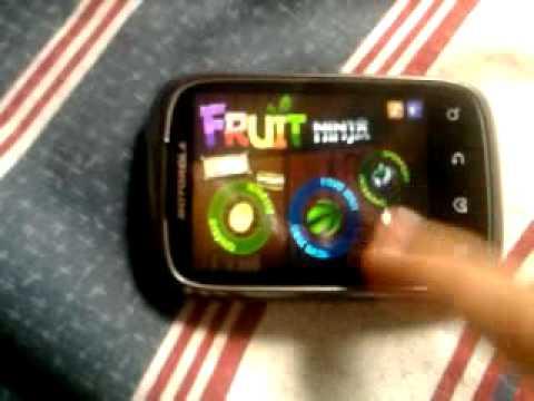 Review -Smartphone Motorola Spice XT 300