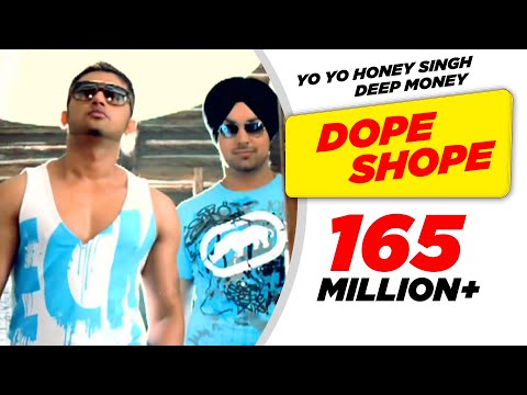 Dope Shope - Yo Yo Honey Singh And Deep Money - Brand New Punjabi Songs Hd - International Villager video