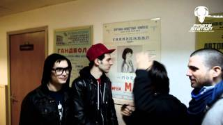 Pirate Station TEATRO Moscow 22.10.11 - Backstage - Aftermovie | Radio Record
