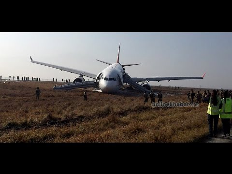 EXCLUSIVE: Trukish Airlines Crash at Nepal