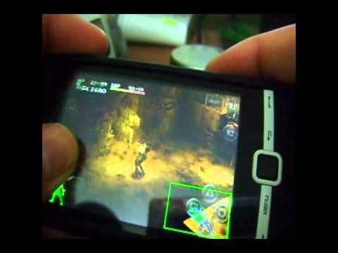 FPse en Huawei UM840 con Final Fantasy IX y Vagrant Story