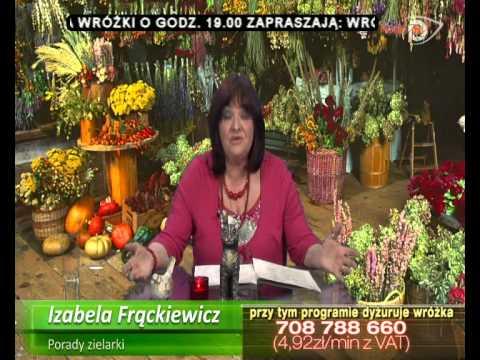 Gorące Stopy I Grzybica - 29.01.2013 - PORADY ZIELARKI - Izabela Frąckiewicz Cz I