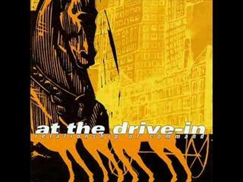 At The Drive-in - Pattern Against User