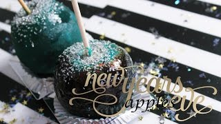 CANDY APPLES |  MANZANAS ACARAMELADAS | new years eve