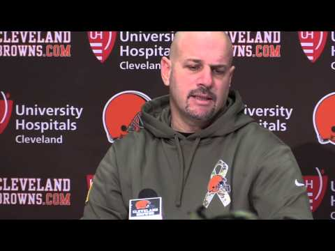 Mike Pettine on the lack of performance from Browns rookies Justin Gilbert and Johnny Manziel