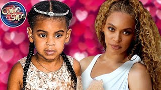 Blue Ivy's ALREADY More Famous Than Beyonce?