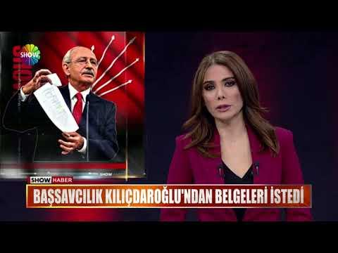 Başsavcılık Kılıçdaroğlu'ndan belgeleri istedi