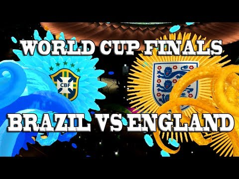 2014 FIFA World Cup Brazil - Finals   Brazil vs England