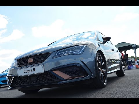 SEAT LEON CUPRA R (MK3) review and driving impressions