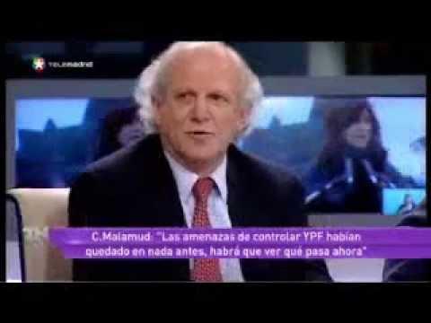 Consecuencias del anuncio de nacionalización de YPF por parte del Gobierno argentino