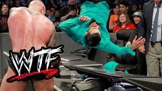 WTF Moments: WWE Backlash 2017