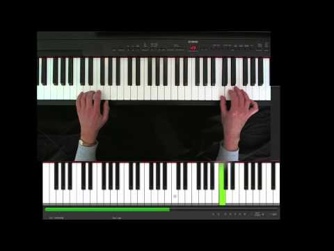 Pirates Of The Caribbean, The Black Pearl, Easy Piano video