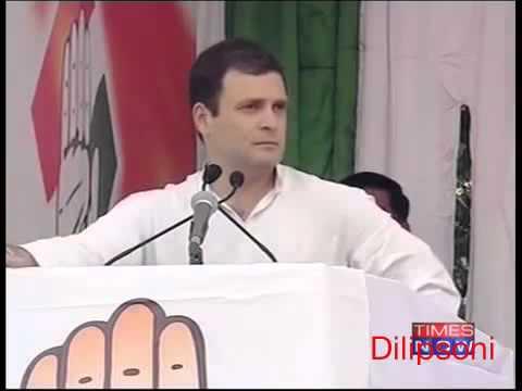 Oops! Dumb Rahul Gandhi calls PM Narendra Modi 'opposition leader'