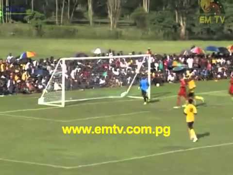 PNG U17 records another Loss OFC