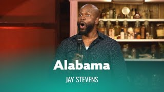 Jesus Was From Alabama. Jay Stevens